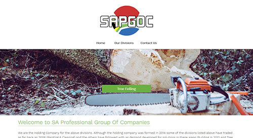 SA Professional Group of Companies